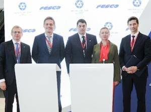 FESCO ще стане логистичен оператор на терминала «Восточный» на АЕЦ Аккую