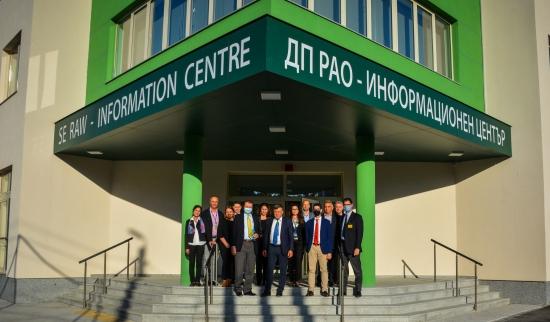 ДП РАО – Мониторингова мисия за Програмата по извеждане от експлоатация на ядрени мощности – съобщение до медиите